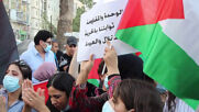 State of Palestine: Hundreds mark 20th anniversary of second intifada at Ramallah rally