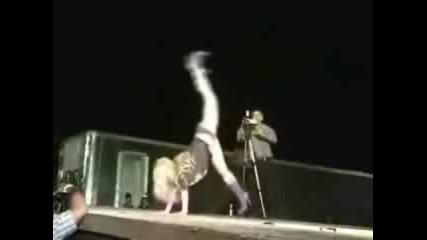 Много Секси Танцьорка От Ямайка