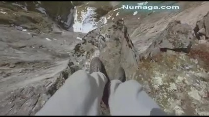 Adrenaline Rush - Insane Basejumping in Hd and Slowmotion (numaga Official video)