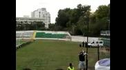 Ултрасите на Левски във Варна