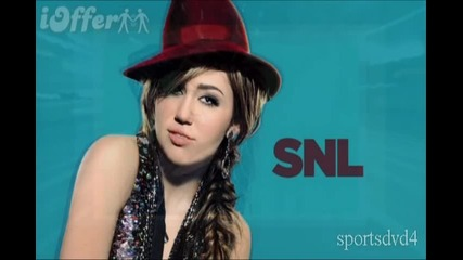 Miley Cyrus // She Pump It