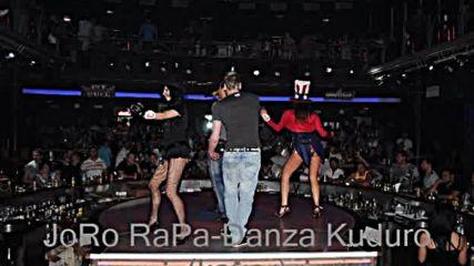 Жоро Рапа - Danza Kuduro cover