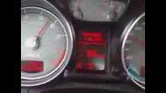 Audi R8 - 322км - ч