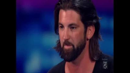 Благой Георгиев в American X Factor