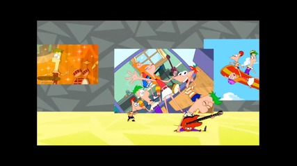 phineas and ferb dynamite