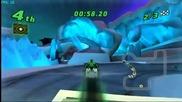Ben 10 Galactic Racing on Dolphin 3.0 - Nintendo Wii Emulator