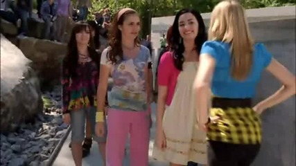 Camp Rock casts - Its On Official Camp Rock 2 Video