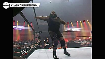 Clásicos en Español: Undertaker vs Mark Henry – Unforgiven 2007