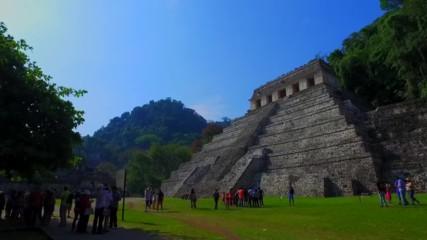 Паленке, един от най-древните градове на маите (