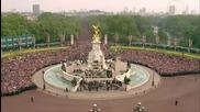 Принц Уилям и Кейт - Кралска сватба част 25