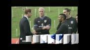 Ашли Коул беше върнат в отбора на Англия