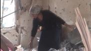 Turkey: Cizre locals scavenge through devastated homes after govt. lift curfew