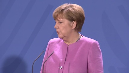 Germany: Merkel confirms EU's $3 bln assistance to improve Turkey refugee situation