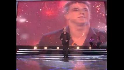Goran Mladenović - Zapisano je u vremenu (Zvezde Granda 2011_2012 - Emisija 20 - 18.02.2012)