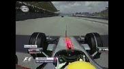 Стартиране На Formula 1 В Малайзия 08:04:2007