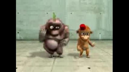 Смешни Рап Маймунки