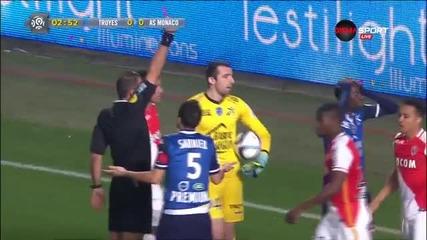 Троа - Монако 0:0 /първо полувреме/