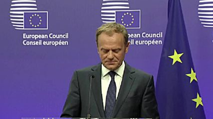 Belgium: 'What doesn't kill you, makes you stronger' - Tusk on Brexit