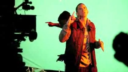 Lil Wayne ft Eminem - Drop The World (behind The Scenes)