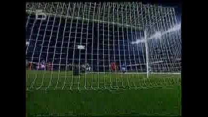 Football For Hope - Henry Shoot