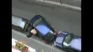 Как паркират жените във франция! смях