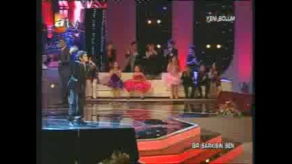 Bir Sarkisin Sen Mehmet i Ibrahim Tatlises 2009