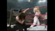 Wwe - Trish & Lita Vs. Gail & Molly