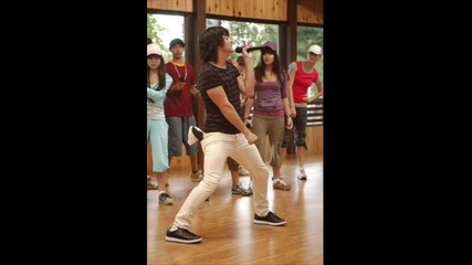 characters from camp rock