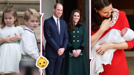 Как се възпитават принцове и принцеси? Тайните на принц Уилям и Кейт Мидълтън