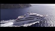 Супер яхти ! Saramour 61m Crn 133