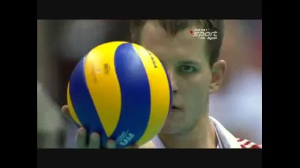 Polish volleyball players