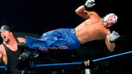 Rey Mysterio vs. The Undertaker: SmackDown, April 3, 2003