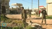 Southern Syria Rebels Set Collision Course With Al Qaeda