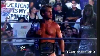Chris Jericho - Enemy Hd (1080p)