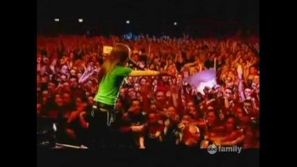 Avril Lavigne - Abc Family 2