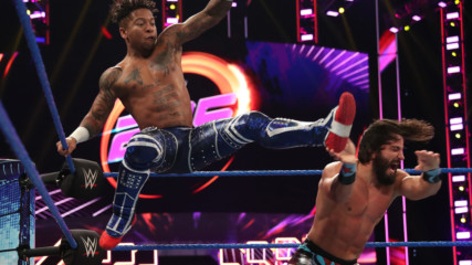 Lio Rush vs. Tony Nese: WWE 205 Live, Jan. 24, 2020