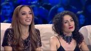 Ана-Мария и Богомил - X Factor Live (24.12.2014)