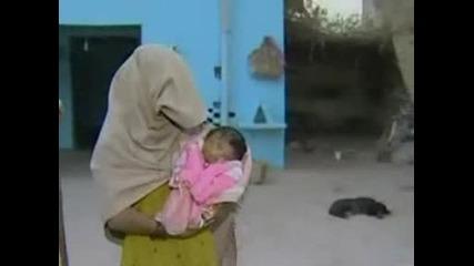 Бебе с две лица