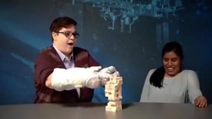 Могат ли ръкавиците на астронавтите да се ползват в ежедневието?