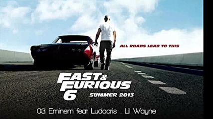 Fast & Furious 7 Eminem Feat Ludacris & Lil Wayne - Second Chance | Dj Bessi Remix