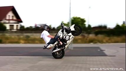 Stunt Dvd Ostra Jazda - Krak