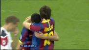 Финтът на Меси, който съкруши Нани и помогна за 3-ят гол на Барселона!
