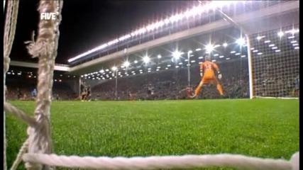 Fc Liverpool 2 - 0 Atletico Madrid - Yossi Benayoun
