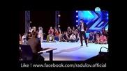 Onerepublic - Apologize - Иван Радуловски, Ivan Radulovski - X Factor Bg 2013 - Сезон 2, Епизод 8