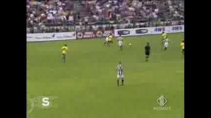 Mezzocorona Vs Juventus 1 - 7