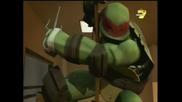 Костенурките нинджа - Нова мутация ( Бг Аудио ) ( епизод 15 )