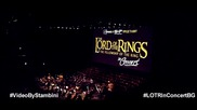 The Lord of the Rings in Concert - Bulgaria-Sofia (05.12.2014)