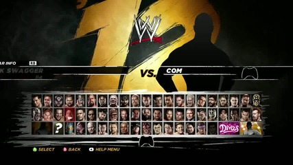 wwe 12 superstar
