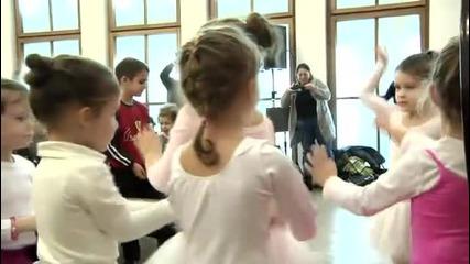02. Приказки за Арфа / П.И. Чайковски: Валс на цветята из балета