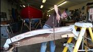 Част 4 Поправка на дървена лодка